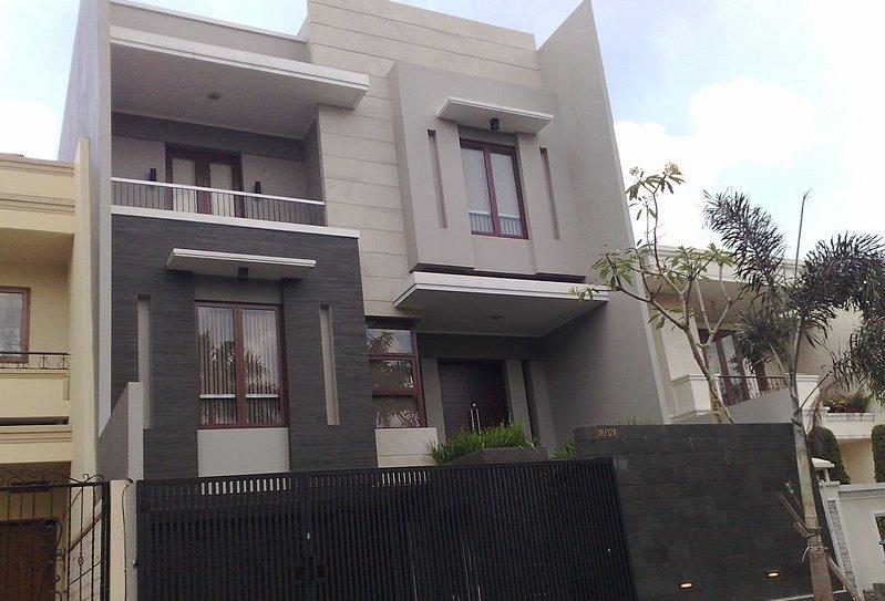 Arsitektur Rumah Minimalis Dengan 7 Ciri Khas yang Umum Ditemukan